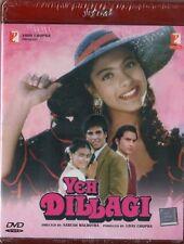 YEH DILLAGI ORIGINAL BOLLYWOOD DVD - Akshay Kumar, Saif Ali Khan, Kajol.