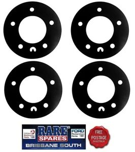 4-X-HOLDEN-FACTORY-STYLE-WHEEL-SPACER-2mm-THICK-SUIT-LC-186X-LJ-GTRXU1-LX-HK
