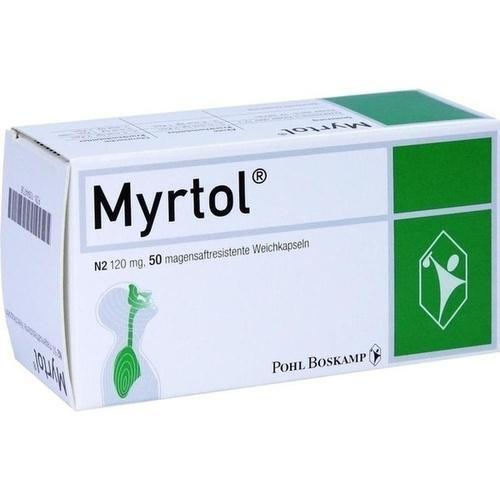 MYRTOL magensaftresistente Weichkapseln 50 St PZN 10944736