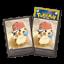 Pokemon Center Card Sleeves Japanese Pikachu Deck Shield Ash/'s Hat Alola 64pcs