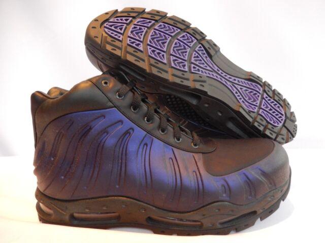 Blog Nike Foamposite Boot Aubergine (Foamdome) 333791 504  Nike Foamposite Boot Eggplant (Foamdome) 333791 504