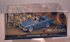 James Bond 007 Dr 1:43 Diecast Model Car DY017 Sunbeam Alpine No