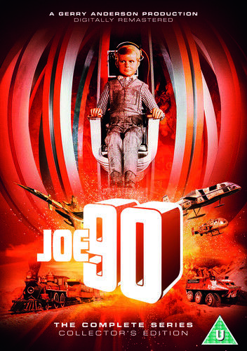 Joe 90: The Complete Series DVD (2018) Desmond Saunders ***NEW***