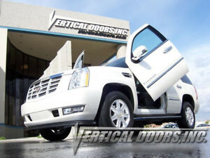 Vertical Doors Inc. Bolt-On Lambo Kit for Cadillac Escalade 07-14