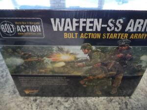Bolt Action Waffen-SS Starter Army