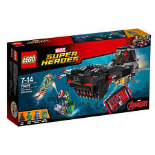 LEGO® Marvel Super Heroes U-Boot Überfall von Iron-Skull (76048) NEU B-Ware