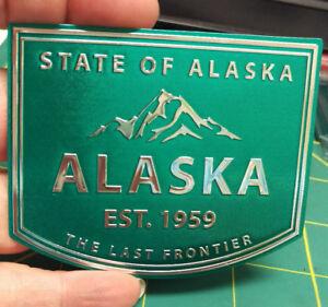Alaska-Foil-Sticker-State-Of-Alaska-Est-1959-The-Last-Frontier