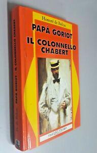 Papa-Goriot-Il-colonnello-Chabert-Honore-de-Balzac-F-lli-Melita
