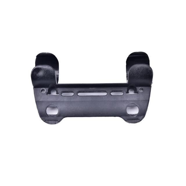 1pc Black Mini Bike Bicycle Pump Holder Portable Pump Retaining