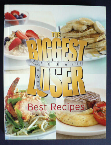 1 of 1 - The Biggest Loser Best Recipes by Hardie Grant Books (Paperback, 2009)