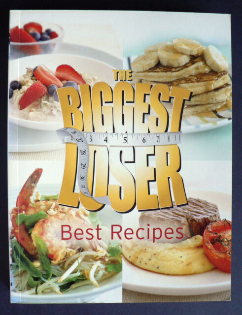 The Biggest Loser Best Recipes by Hardie Grant Books (Paperback, 2009)