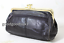 New Ladies Soft Leather Ball Snap Clasp Zip Purse Clutch //Coin Holder Bag Wallet