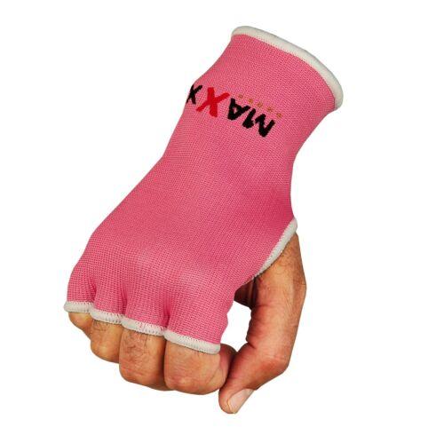 Maxx Wrist Gloves Boxing Hand Wraps Carbon Fibre Fist Hand Inner Gloves Punch Ba