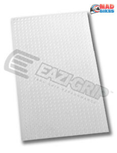 Eazi-Grip-EVO-Motorcycle-Tank-Pad-Knee-Protection-Grip-Universal-Sheets-Clear-x2