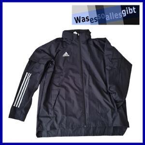 SCHNÄPPCHEN! adidas Condivo 20 Allweather Jacket \ schw./weiss \ XXL \ #T 40078