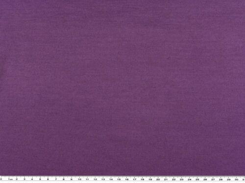 uni Modischer Polyester Strick lila 145cm