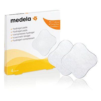 4 Stück bei wunden und rissigen Brustwarzen Medela Hydrogel//Kühl Pads