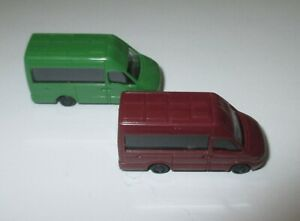 Rietze-Iveco-Daily-Bus-2-Pieces-Neuf