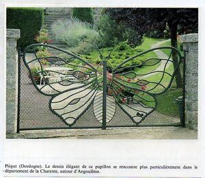 1981 Portail Papillon A Piegut 3c220 Ebay