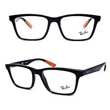 2e54d2885d item 1 Ray Ban RB 7025 5417 Black 53 17 145 Eyeglasses Rx - New Authentic -Ray  Ban RB 7025 5417 Black 53 17 145 Eyeglasses Rx - New Authentic