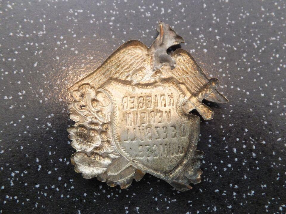Emblemer, Kriegerverein