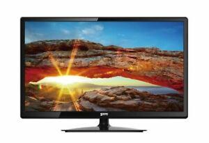 """22"""" FULL HD LED TV - BUILT IN SATELLITE RECEIVER caravan motorhome SOARVIEW Incl"""