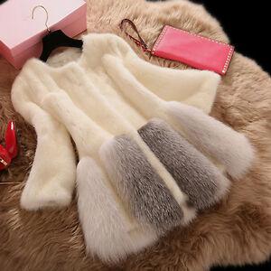 Womens-Faux-Fox-Fur-Mink-Coat-Winter-Warm-Long-Jacket-Parka-Outwear-Thick-Tops