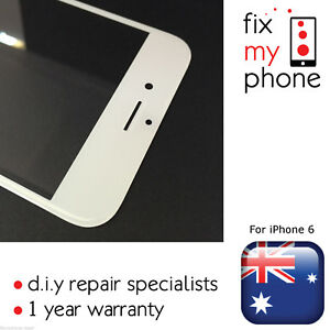 White-Front-Outer-or-Outside-Glass-Lens-for-LCD-Screen-Glass-Only-for-iPhone-6