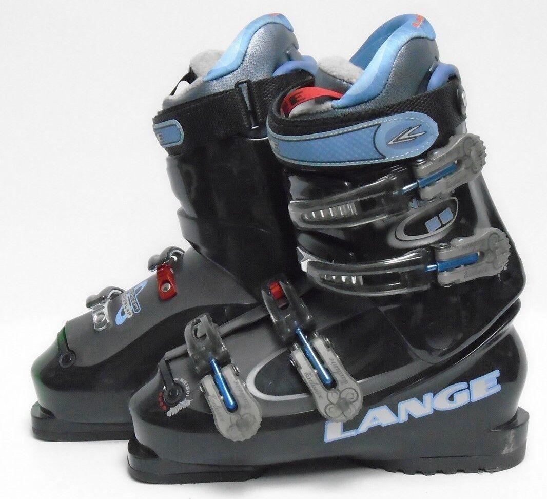 Lange Concept 65 Women's Ski Boots - Size 6.5   Mondo 23.5