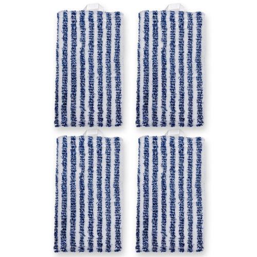4 Reinigungstücher passend für Vorwerk Kobold SP 520 SP 530 Hartbodenreiniger