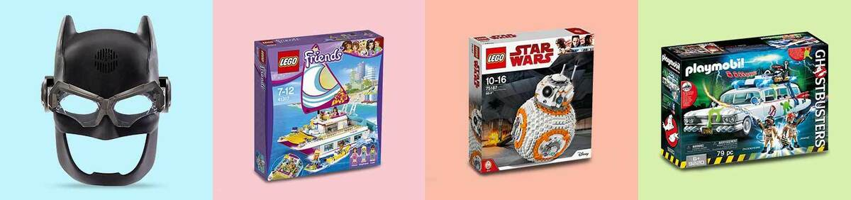Shop event Top Toys for Christmas! Lego, Star Wars, Disney and so much more!