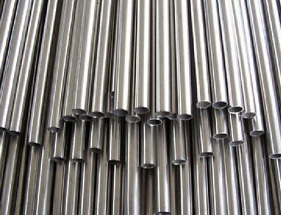 2pcs 304 Stainless Steel Capillary Tube OD 10mm x 8mm ID, Length 0.5m