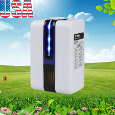 110-240V Negative Ion Home Mini Air Purifier Ozonator Purify Cleaner US Plug USA