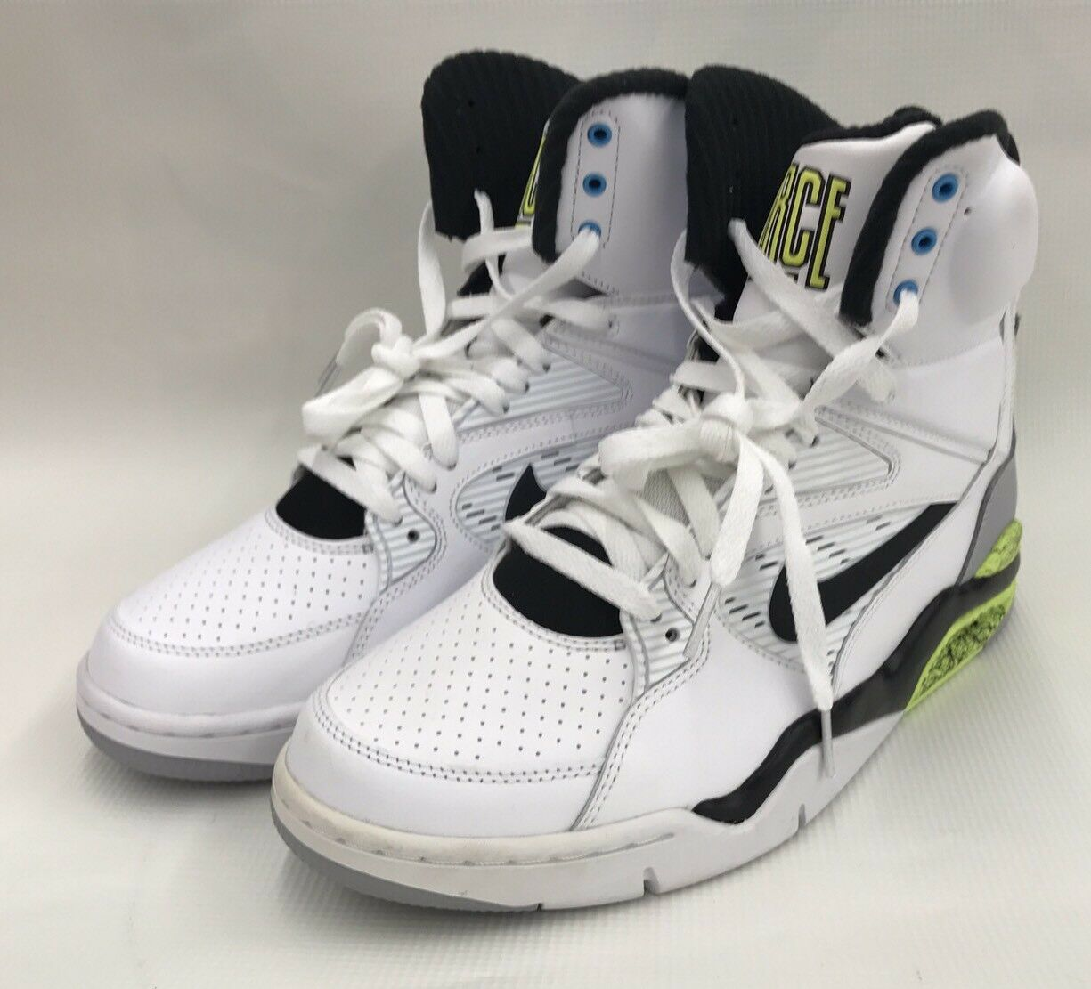 Nike Command Force Billy Hoyle White Men Can't Jump Pump Shoe Size 8.5 BNIB