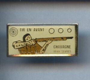 RARE-PINS-PIN-039-S-SPORT-TIR-SPORTIF-ARME-CHAVAGNE-3B