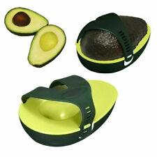 Avocado Avo Bleiben Sie frisch Saver Leftover Half HolderGadg Keeper Food V6L5