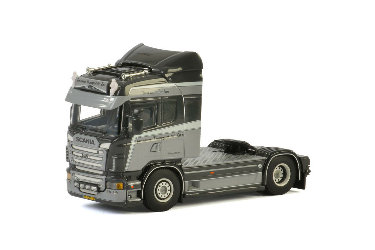 Scania-R highline-Janssens transporte 01-2541 de WSI - 2759