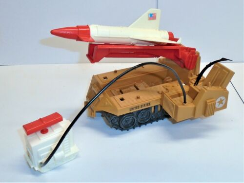 Umbilical Hose Replacement GI Joe VEHICLE PART 1988 RPV R.P.V 10 inches