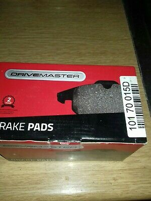 Drivemaster DMP059 Front Brake Pads Fits Lucas System With Acoustic Wear Warning