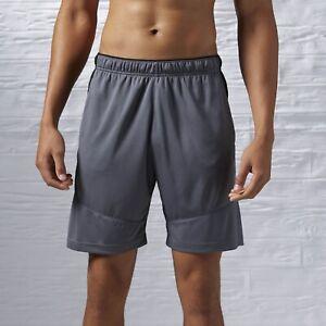 New-Men-039-s-REEBOK-Crossfit-Workout-Ready-Knit-Short-AJ2950