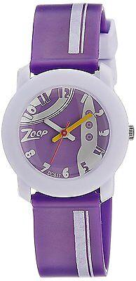 Titan Zoop Analog Multi-Color Dial Children's Watch  NDC3025PP25J