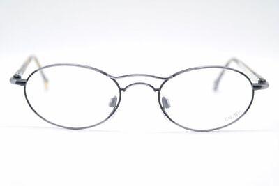 Bellissimo Vintage Enjoy 4552 E5801 50 [] 19 127 Grigio Ovale Occhiali Eyeglasses Nos-mostra Il Titolo Originale Lustro