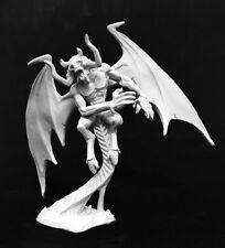Shadow Demon Reaper Miniatures Dark Heaven Legends Devil Monster Wings Melee