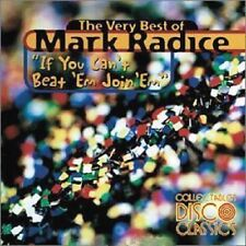 Mark Radice - Very Best of If You Can't Beat 'Em Join 'Em CD New Factory Sealed