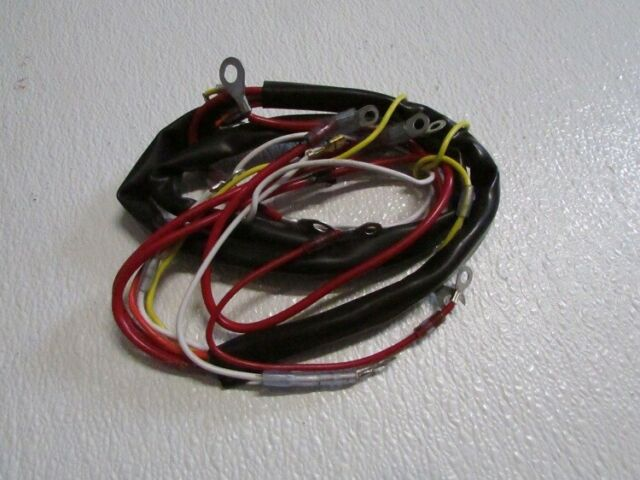 Generator 12v Alternator Conversion Wiring Harness for Ford NAA Jubilee on ford tractor bumpers, ford tractor spark plug, ford tractor front end parts, ford tractor grille, ford tractor intake, ford tractor fuel filter, ford tractor transfer case, ford tractor coil wiring, ford tractor torque converter, ford tractor shop manuals, ford tractor master cylinder, ford tractor fuse, ford 2000 tractor, ford tractor mirrors, mercedes benz wiring harness, ford tractor instrument panel, ford tractor steering column, ford tractor bracket, ford tractor fan, ford tractor ignition wiring,