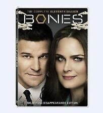 HOT!!Bones: The Complete Eleventh Season 11 (DVD, 2017, 6-Disc Set)