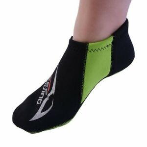 Men Women Neoprene Diving Scuba Surfing Water Snorkeling Swimming Socks Boots US