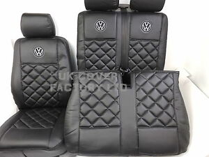 Image Is Loading IN STOCK VW TRANSPORTER T5 VAN SEAT COVERS