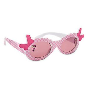 Disney Store Minnie Mouse Red Sunglasses with Bow 100/% UVA and UVB protection