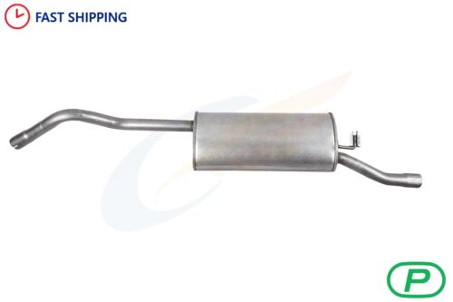 SKODA FELICIA 1.3 Pickup back box 1995-2001 Exhaust Rear Silencer